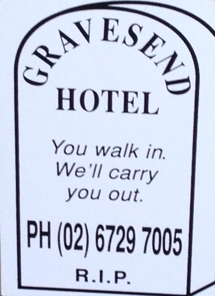 Gravesend Hotel - Yarra Valley Accommodation
