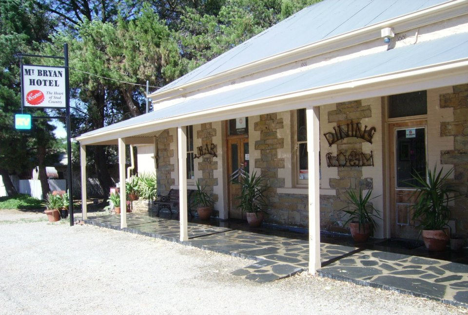 Mount Bryan Hotel - Yarra Valley Accommodation