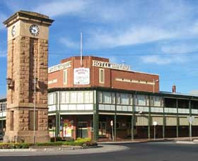 Imperial Hotel Coonabarabran - Yarra Valley Accommodation