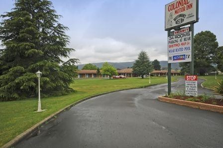 Colonial Motor Inn - Lithgow - Yarra Valley Accommodation