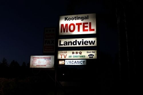 Kootingal Land View Motel - Yarra Valley Accommodation