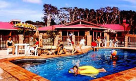 Wombat Beach Resort - Yarra Valley Accommodation