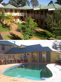 Pioneer Motel Kangaroo Valley - Yarra Valley Accommodation