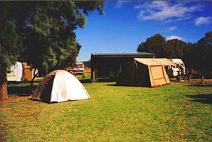 Princes Hwy Caravan Park - Yarra Valley Accommodation