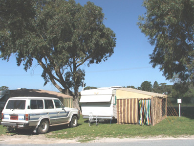Waterloo Bay Tourist Park - Yarra Valley Accommodation