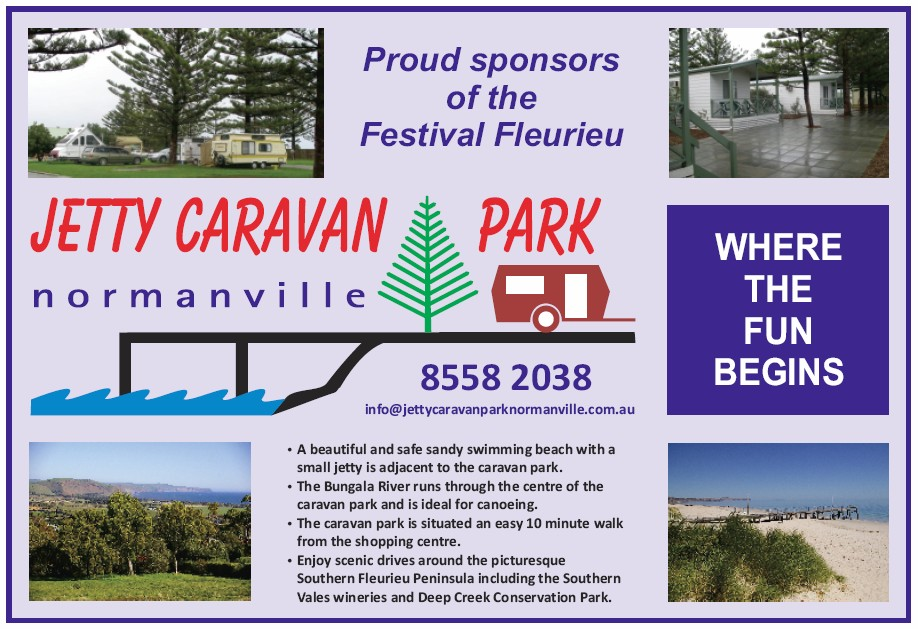 Jetty Caravan Park Normanville - Yarra Valley Accommodation