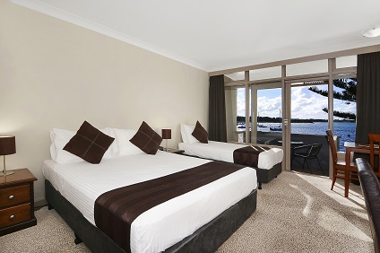 Waters Edge Country Comfort - Yarra Valley Accommodation