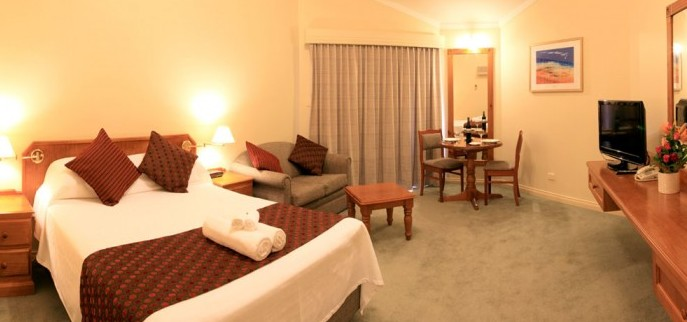 Abbey Beach Resort - Yarra Valley Accommodation