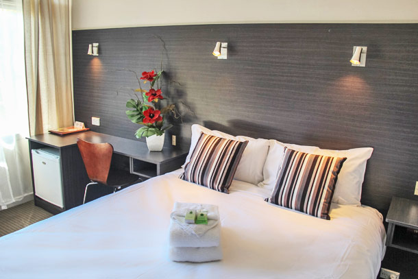 Mid City Motor Lodge - Yarra Valley Accommodation