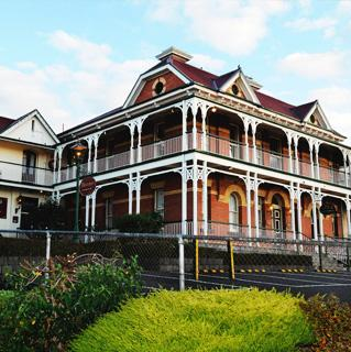 Old England Hotel - Yarra Valley Accommodation