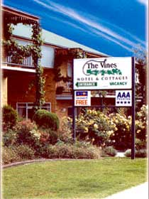 The Vines - Yarra Valley Accommodation