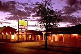 Dalby Mid Town Motor Inn - Yarra Valley Accommodation