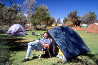 Voyages Ayers Rock Camp Ground - Yarra Valley Accommodation