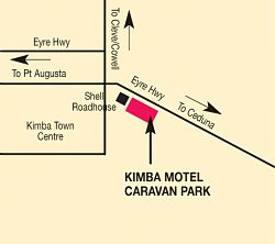 Kimba Motel Caravan Park - Yarra Valley Accommodation