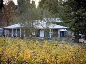 Jellicoe House - Yarra Valley Accommodation