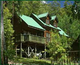 Barrington Wilderness Cottages - Yarra Valley Accommodation