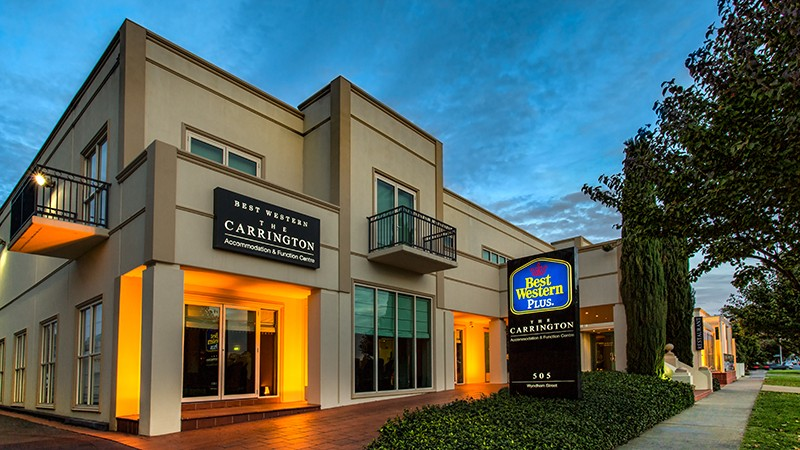 BEST WESTERN PLUS The Carrington - Yarra Valley Accommodation