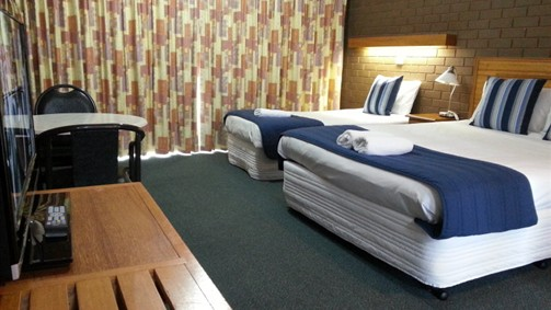 Barooga Country Inn Motel - Yarra Valley Accommodation
