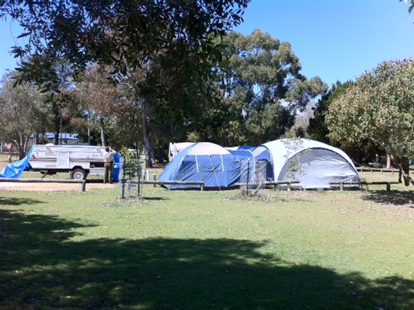 Amity Point Camping Ground - Yarra Valley Accommodation
