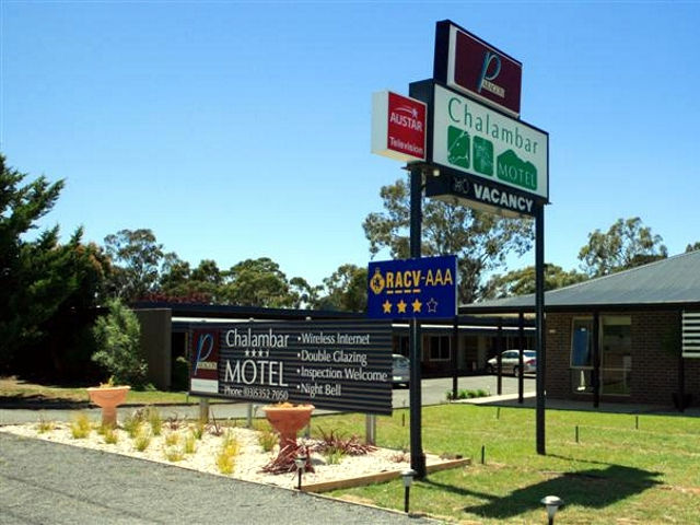 Chalambar Motel - Yarra Valley Accommodation