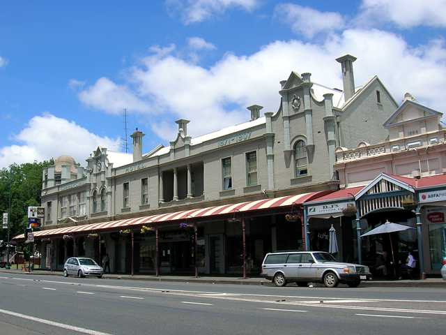 Commercial Hotel Camperdown - Yarra Valley Accommodation