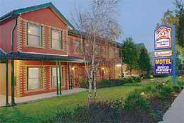 Footscray Motor Inn  Serviced Apartments - Yarra Valley Accommodation