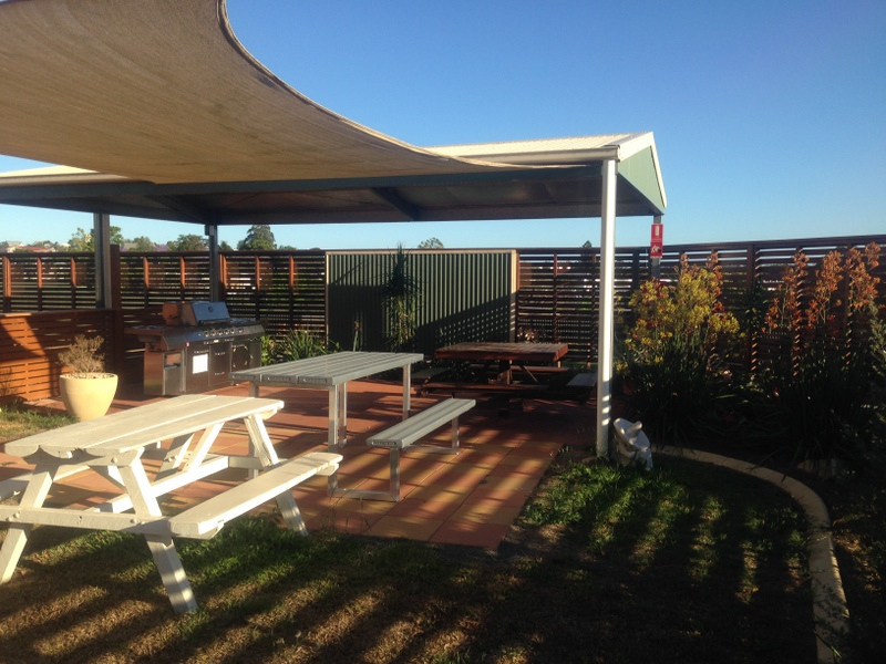 Gympie Caravan Park - Queens Park - Yarra Valley Accommodation