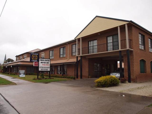 Holbrook Town Centre Motor Inn - Yarra Valley Accommodation