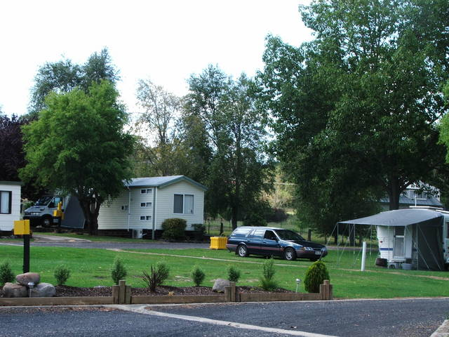 Poplar Caravan Park - Yarra Valley Accommodation