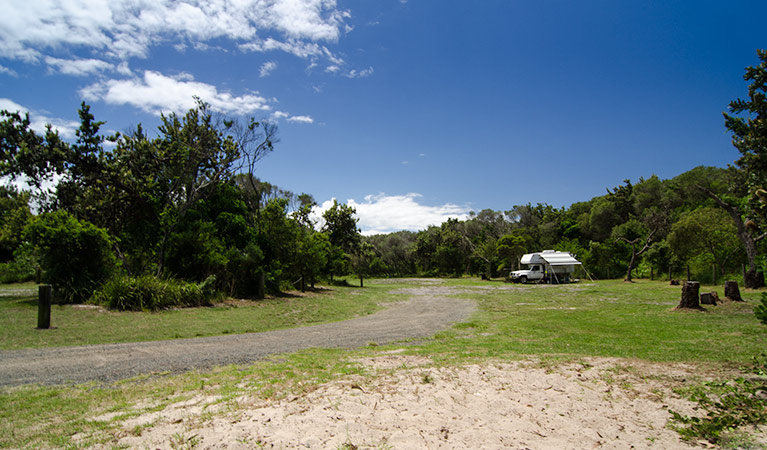 Banksia Green campground - Yarra Valley Accommodation