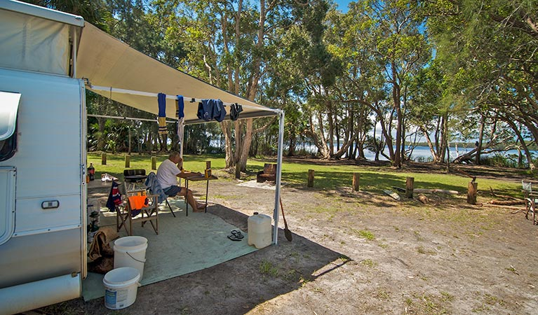 Dees Corner campground - Yarra Valley Accommodation