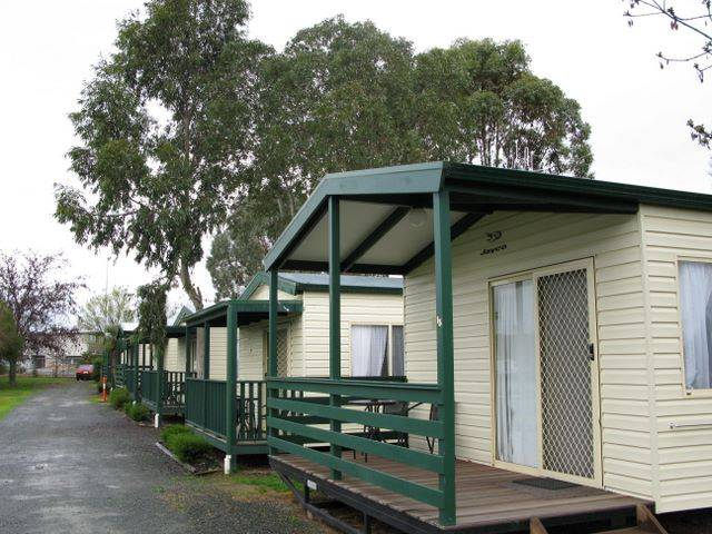 Tatura Caravan Park - Yarra Valley Accommodation