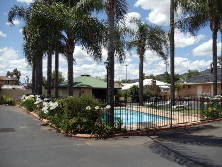 Town  Country Motor Inn Tamworth - Yarra Valley Accommodation