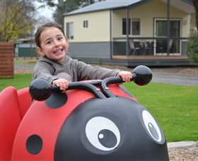 BIG4 Bendigo Marong Holiday Park - Yarra Valley Accommodation