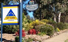 Sapphire City Caravan Park - Yarra Valley Accommodation