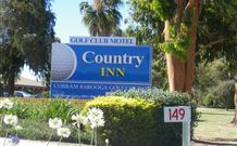 Barooga Country Inn Motel - Barooga - Yarra Valley Accommodation