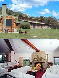 High Country Mountain Resort - Yarra Valley Accommodation