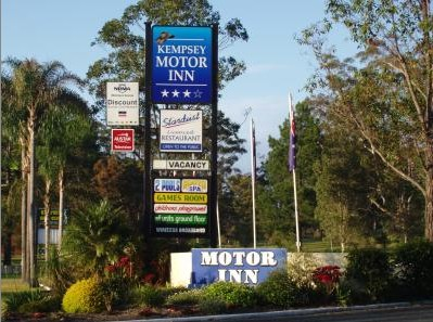Kempsey Motor Inn - Yarra Valley Accommodation