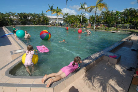 Kurrimine Beach Holiday Park - Yarra Valley Accommodation