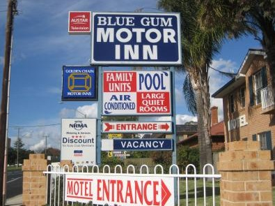 Blue Gum Motor Inn - Yarra Valley Accommodation