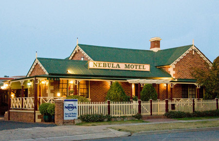 Nebula Motel - Yarra Valley Accommodation