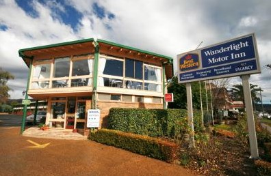 Best Western Wanderlight Motor Inn - Yarra Valley Accommodation