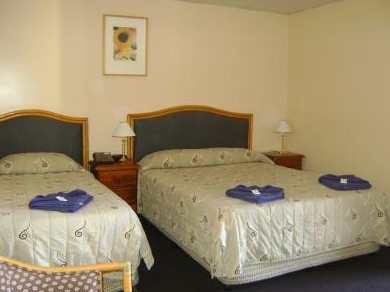 Mudgee Motor Inn - Yarra Valley Accommodation