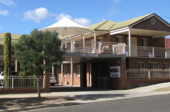 Golf Links Motel - Yarra Valley Accommodation