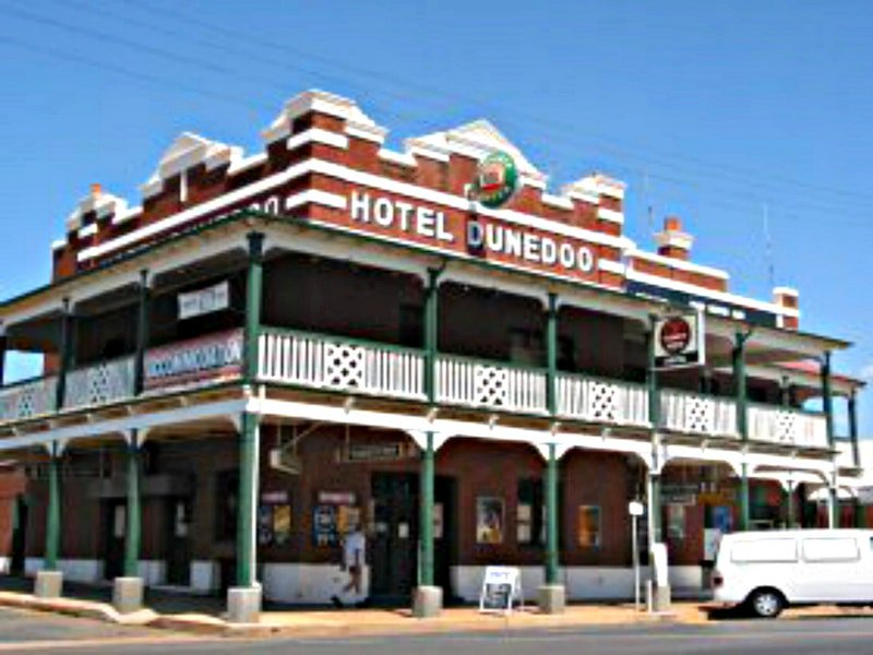 Hotel Dunedoo  - Yarra Valley Accommodation