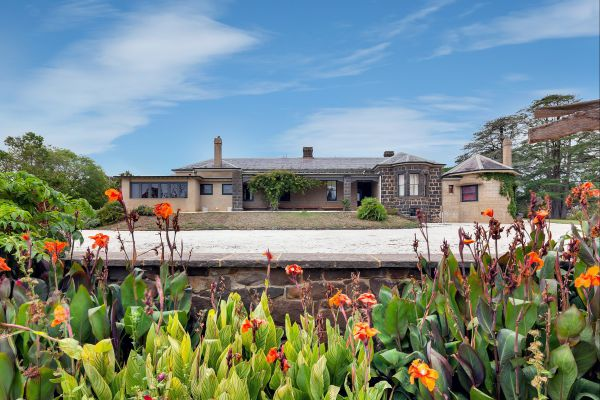 Eurambeen Historic Homestead and Gardens - Yarra Valley Accommodation
