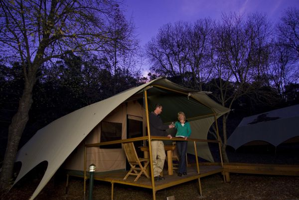 Wilderness Retreats Buchan Caves Reserve - Yarra Valley Accommodation