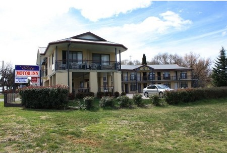 Elite Motor Inn - Yarra Valley Accommodation