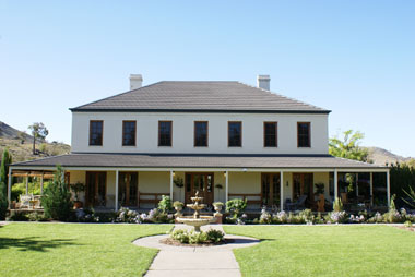 Ginninderry Homestead - Yarra Valley Accommodation