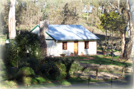 The Woodmans Cottage - Yarra Valley Accommodation